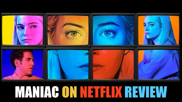 GGG#335: Maniac on Netflix Review | Geek's Guide to the