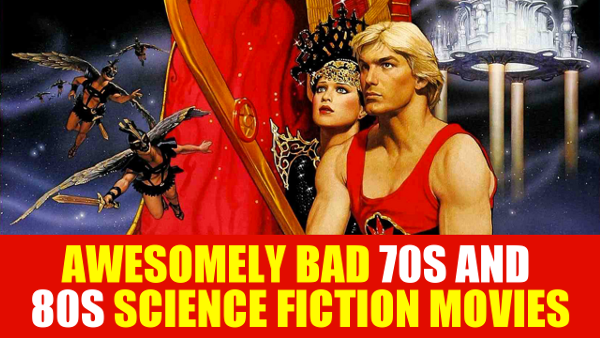 GGG#378: Awesomely Bad 70s and 80s Sci-Fi Movies | Geek's